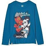 LEGO Mwi-Langarmshirt Ninjago Camiseta para Niños