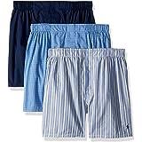 Polo Ralph Lauren Men's 3-Packaged Woven Boxers