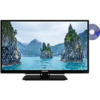Telefunken XF22G101D 56 cm (22 Zoll) Fernseher (Full HD, Triple-Tuner, DVD-Player integriert)