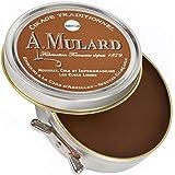 A.MULARD - Cirage Traditionnel - Pour Chaussures Et Cuirs Lisses - Nourrit, Cire et Imperméabilise - Savoir Faire et Fabricat