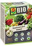 Compo Bio Insekten-frei Neem, Bekämpfung von Schädlingen (u.a. Buchsbaumzünsler) an Zierpflanzen, Kartoffeln, Gemüse und…