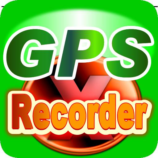 GPS Recorder X Rec Navigation