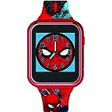 Spiderman Reloj Unisex niños. de Digital con Correa en Silicona SPD4588