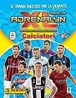 Calciatori Adrenalyn XL 2018-2019 Super Starter Pack Esclusiva Amazon [Box da 24 bustine - 2 Card Limited Edition - Card Coins Esclusiva - Raccoglitore - Guida ufficiale - Campo da gioco - Checklist]
