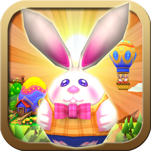 Easter Bunny Rescue (Bunny Stack)