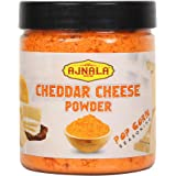Ajnala Cheddar Cheese Powder in Shaker Jar Perfect for Pop-Corn, Making Cheese Sauce for Nachos, Sprinkling on French…
