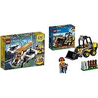 Lego 31071 Creator Drone Explorer & Construction Loader