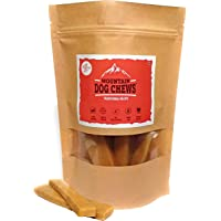 Chewers Mountain Dog Chew, 100% Natural Himalayan Yak Milk Bone, Healthy Calcium Treat for Puppies, 70 GMS