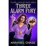 Three Alarm Fury (Federal Bureau of Magic Cozy Mystery Book 6) (English Edition)