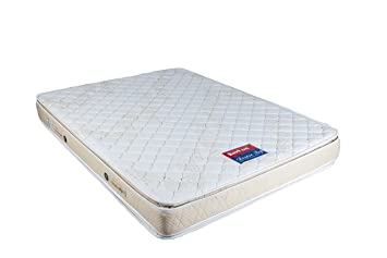 kurlon desire pillow top 6inch king size spring mattress 78x72x6 - King Size Pillow Top Mattress