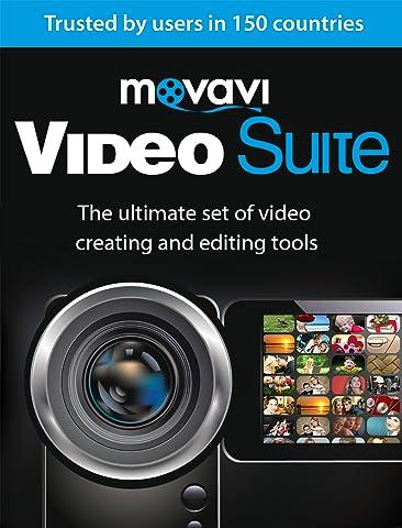 Suite De Logiciels - Movavi Video Suite 16 Personnelle