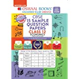 Oswaal CBSE Sample Question Papers Class 12 Economics Book (For 2021 Exam)