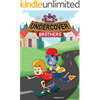 The Undercover Brothers: Skateboard Spies (Prequel Story)