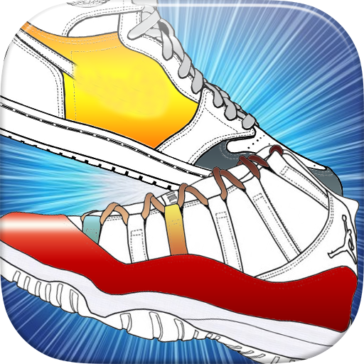 separation shoes 13274 18fd0 Caratteristiche ed informazioni su j23 coloring book creato da ...