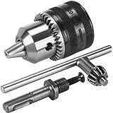 Bosch Tandkransboorhouder (Sds-Plus-Adapter, Boorkopsleutel, Rechts-/Linksloop, Spanbereik: 1,5-13 Mm)