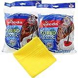 Vileda EasyWring & Clean Turbo Classic tête de rechange (2)