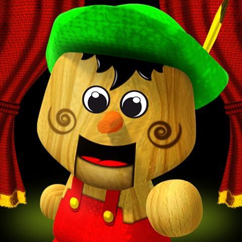 Bean Bag Kids presenta Pinocho