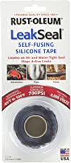 Rust-Oleum 275795 LeakSeal Self-Fusing Silicone Tape (Black)