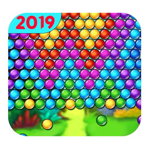 Bubble shooter Magic Adventure 2019