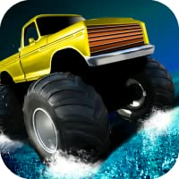 Monster Truck Water Racing