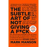 The Subtle Art of Not Giving a F*ck (Gift Edition) : A Counterintuitive Approach to Living a Good Life
