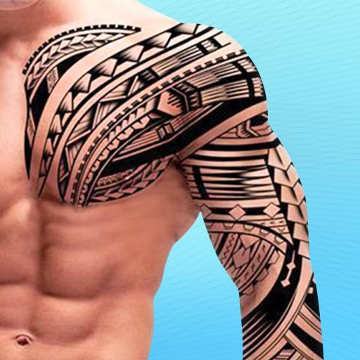 Tattoo Fotostudio - Design Maker (Lippen Koreanisch Tattoo)