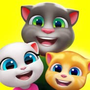 Mi Talking Tom: Amigos
