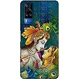 Casotec Back Cover for Mobile (Plastic_Multicolor)