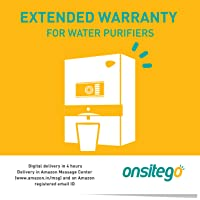 Onsitego 1 Year Extended Warranty for Water Purifiers (Rs 5001-10000) (Email Delivery - No Physical Kit)