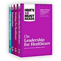HBR's 10 Must Reads for Healthcare Leaders Collection (English Edition)
