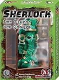 ABACUSSPIELE 48193 - Sherlock - Der Fluch des Qhaqya, Kartenspiel