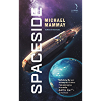 Spaceside (Planetside Book 2) (English Edition)
