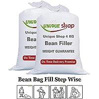 Unique Shop 4 KG Bean Refill for Bean Bag