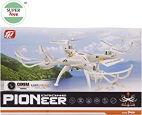 Super Toys Flip & Rotation Drone 6 Axis Gyro Headless Mode - Blue,Red Or Orange