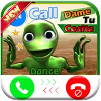 Instant Call From Dame tu cosita Dance - Free Fake Phone Call ID PRO - PRANK FOR KIDS 2018