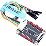CQRobot Ocean: MCP23017 IO Expansion Board Compatible with Raspberry Pi/micro:bit/Arduino/STM32 Motherboard. I2C Interface, E