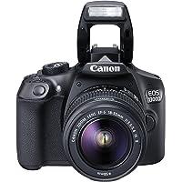Canon EOS 1300D Kit Fotocamera Reflex Digitale da 18 Megapixel con Obiettivo EF-S IS II 18-55 mm, Wi-Fi, NFC, Versione…
