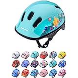 meteor Helmet For Baby Kids Toddler Childrens Boys Girls Urban Skate Crash Safety Small Sizes For Child Skateboard Bike BMX and Stunt Scooter Hoverboard Lightweight Adjustable Breathable KS02