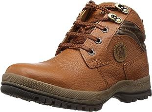 Redchief Men's Trekking and Hiking Footwear Boots