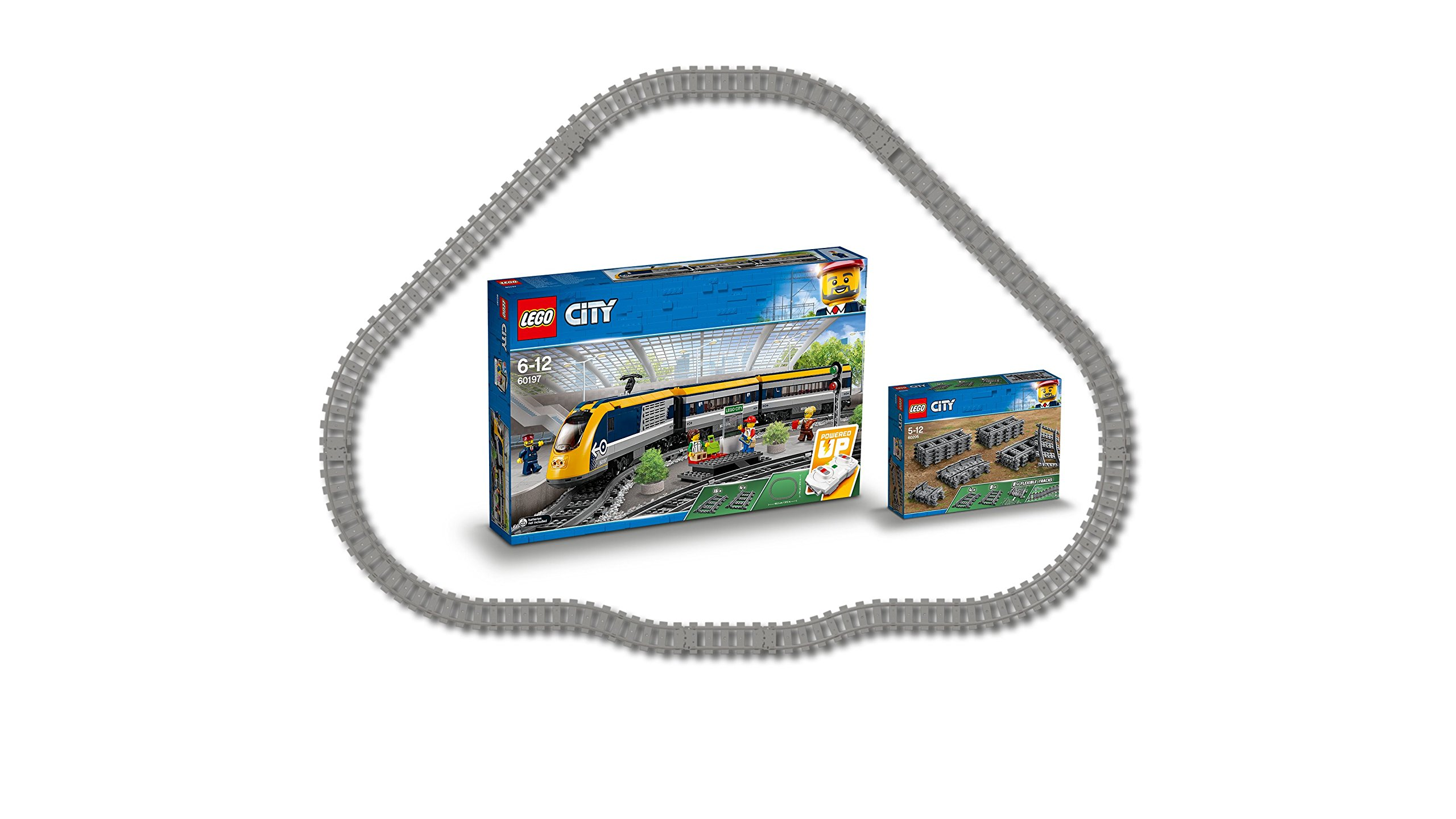LEGO City - Binari, 60205 5 spesavip