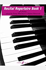 Recital Repertoire Book 1 (Piano Solo): Bk. 1 (Waterman & Harewood Piano Series) Paperback
