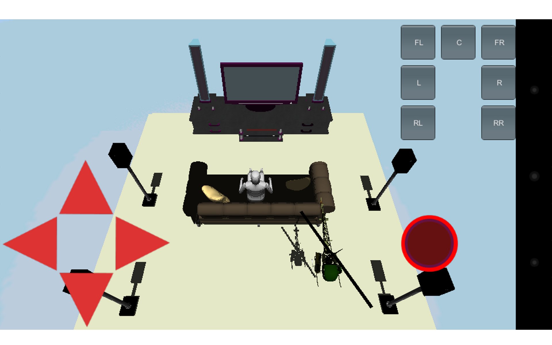 Surround Test - 5