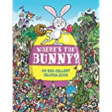 Where's the Bunny?: An Egg-cellent Search and Find Book (Search and Find Activity)
