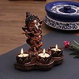 zart Resin Tea Light Candle Holder