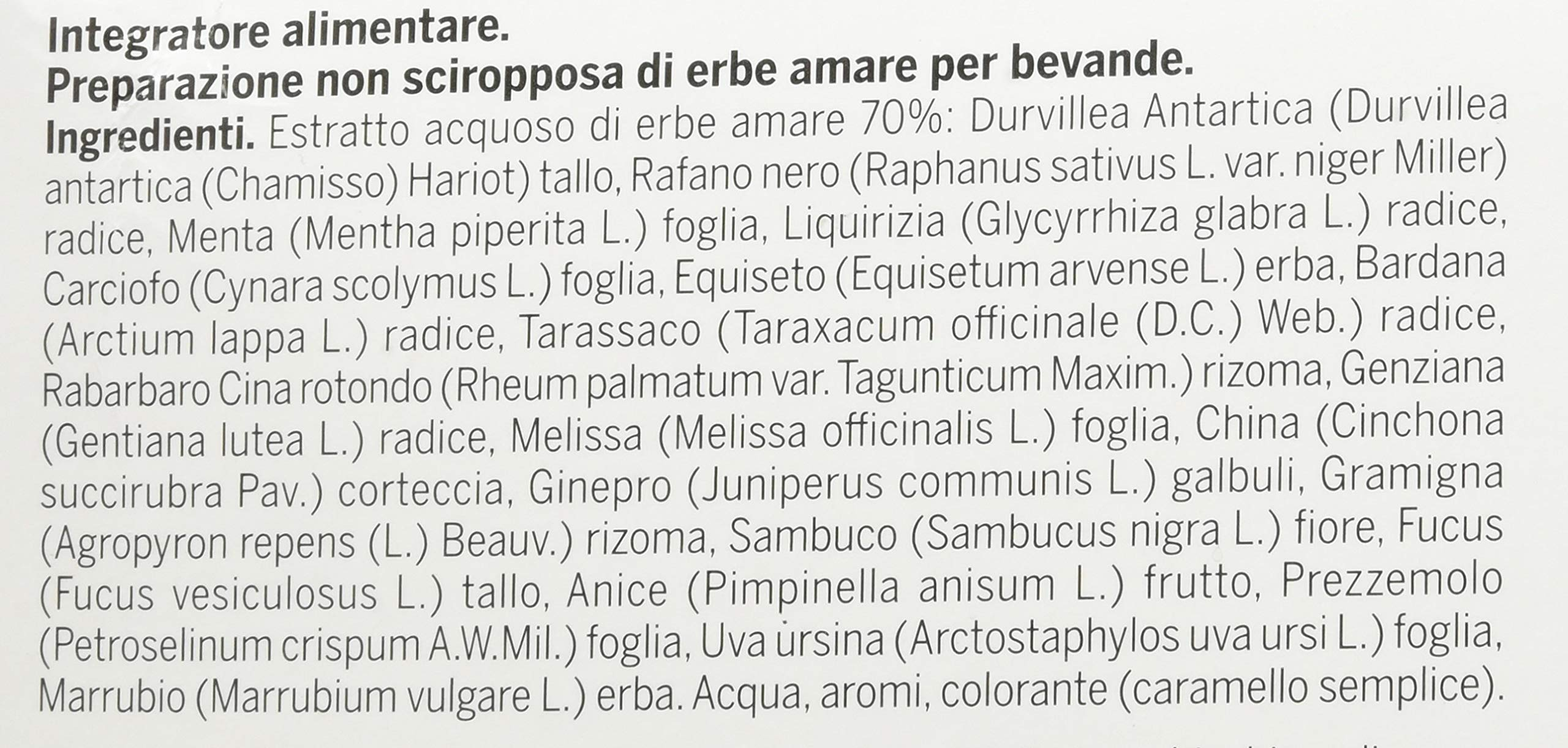 Gianluca Mech - Depurativo Antartico, Diuretico Secondo il Metodo Decottopia in Formato Decopocket - 16 Stick da 30 ml 2 spesavip