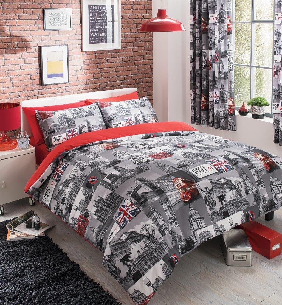 london bedding set