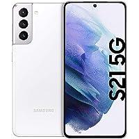 Samsung S21 5G, Android Smartphone ohne Vertrag, Triple-Kamera, Infinity-O Display, 128 GB Speicher, leistungsstarker…