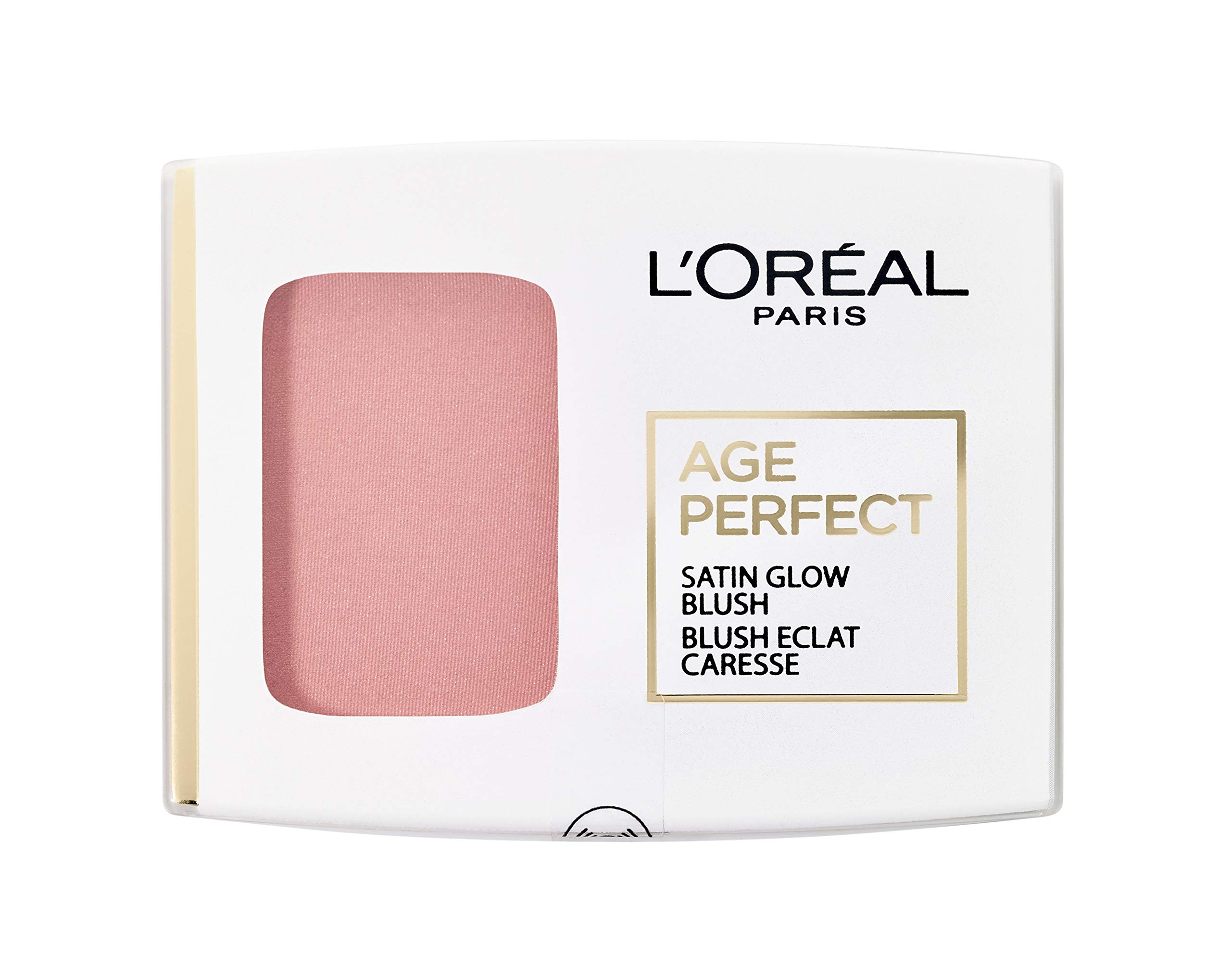 L'Oreal Paris Age Perfect Colorete Antiedad Tono 101 Bois de Rose