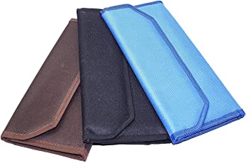 Business card holders buy business card holders online at best hibhasu expanding multi pocket cheque book holder travel organizer document case assorted color reheart Choice Image