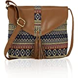 KLEIO Women's & Girls' Sling Bag